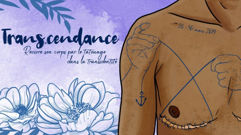 poulby tatoueuse queer feministe bordeaux evenement solidarite personnes trans tatouages gratuits reappropriation du corps