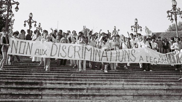 Première Université d'été homosexuelle et première Pride à Marseille, juillet 1979 - Pierre Ciot