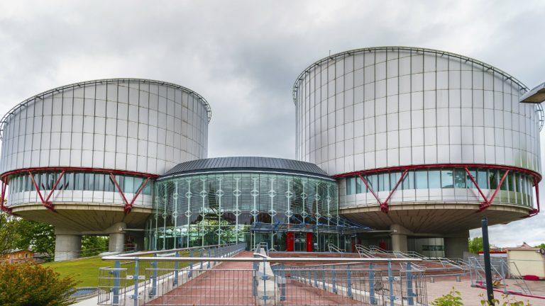La Cour européenne des droits de l'homme - Steve Allen / Shutterstock