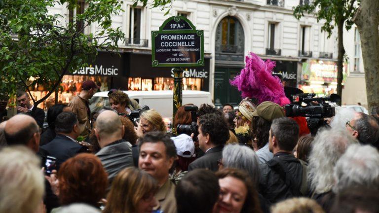 Inauguration de la Promenade Coccinelle, le 18 mai 2017 - Xavier Héraud