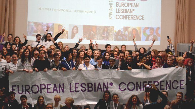 kiev european lesbian conference
