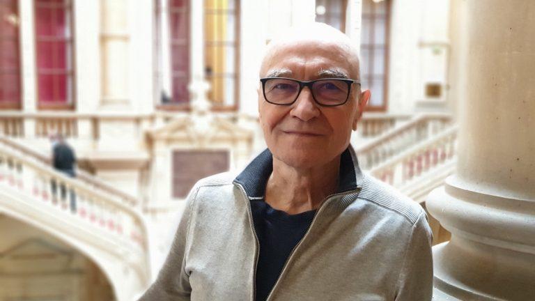 Michel Rey, bénévole à SOS Homophobie depuis 1997 - Guillaume Setrec