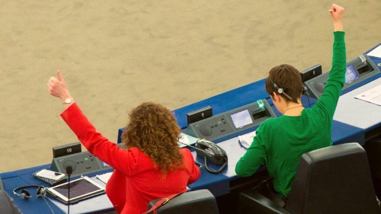 Une cession du parlement européen à Strasbourg en mars 2017 - Parlement Européen / Flickr