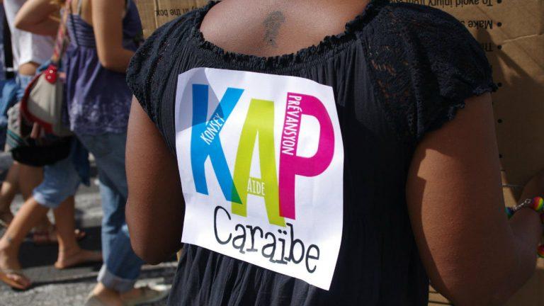Un.e militant.e de KAP Caraïbe - KAP Caraïbe / Facebook