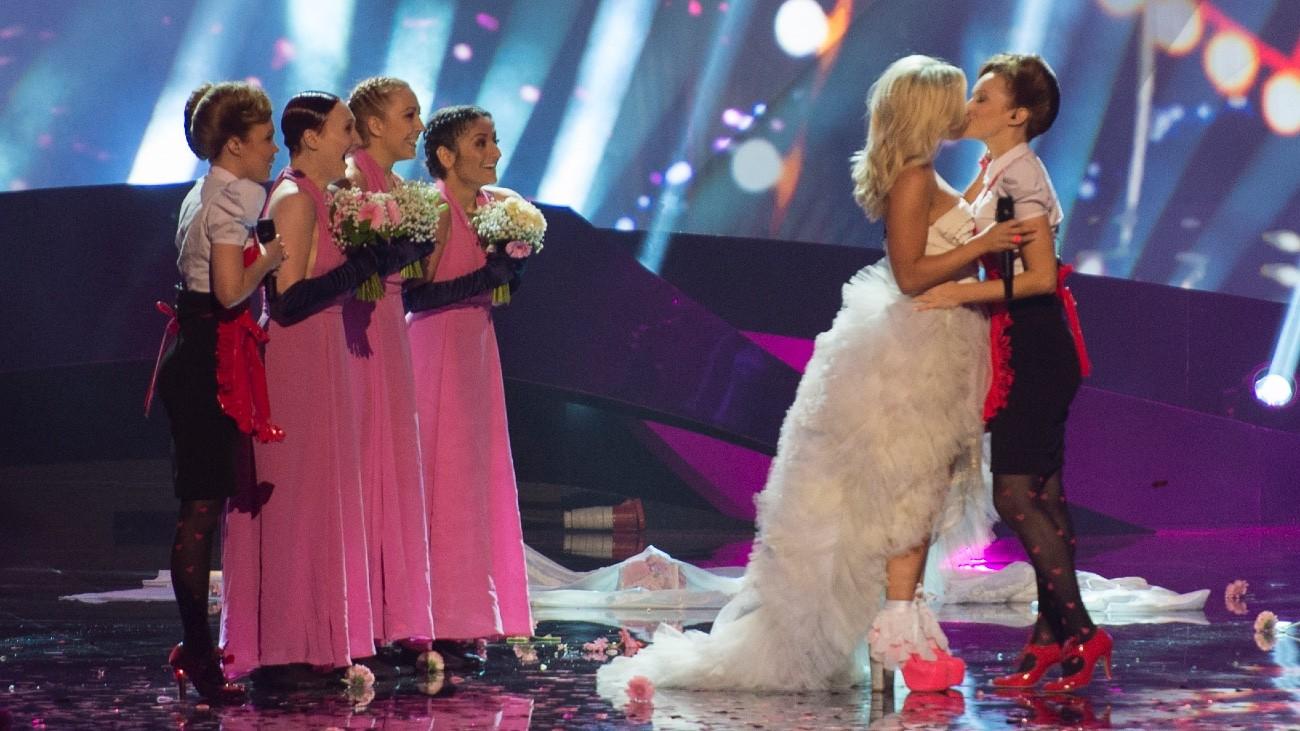 krista siegfrids eurovision kiss marry me 2013