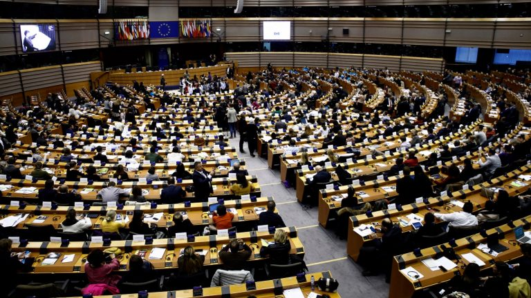 parlement europeen bruxelles thérapies de conversion
