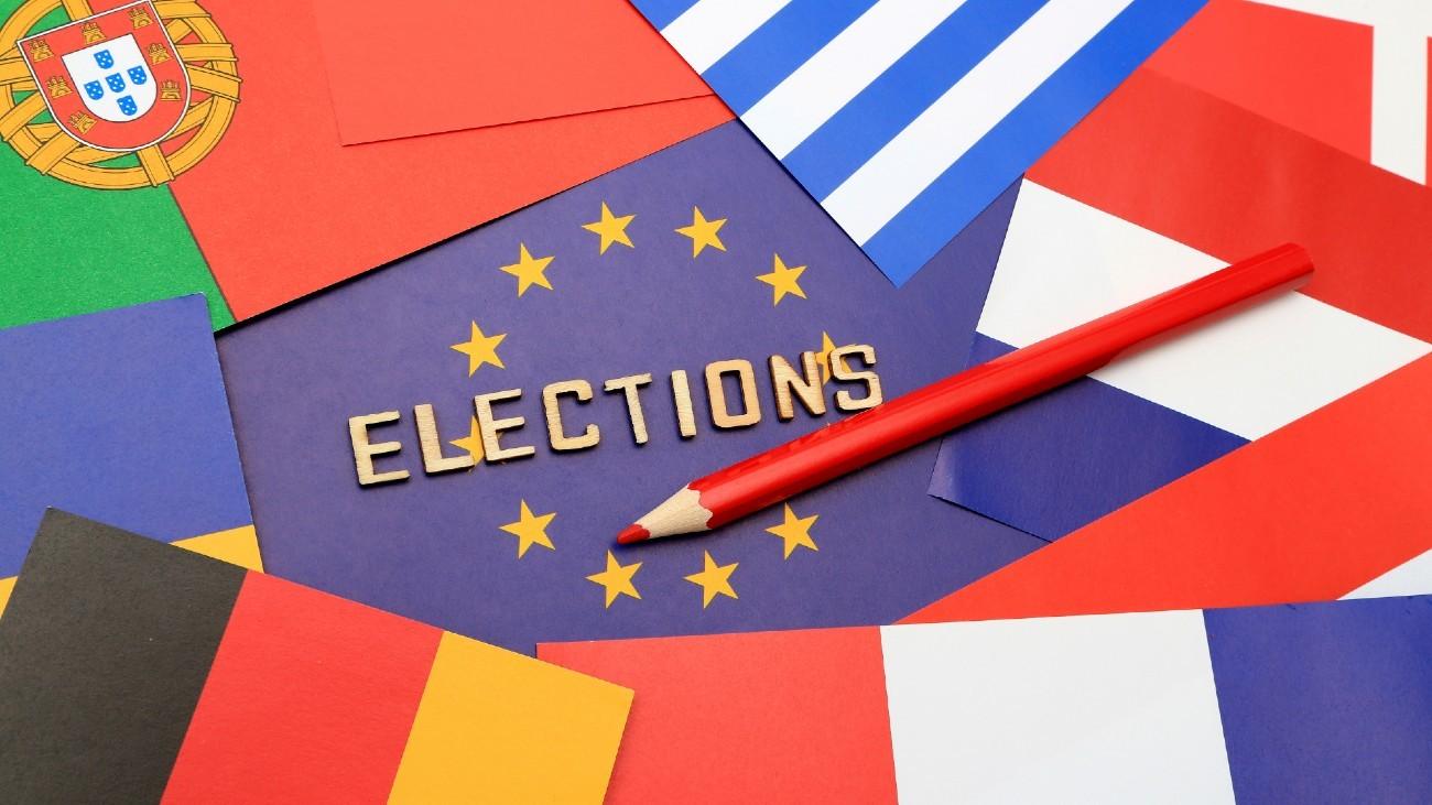 Les élections européennes auront lieu le 26 mai 2019 en France métropolitaine - Nancy Beijersbergen / Shutterstock