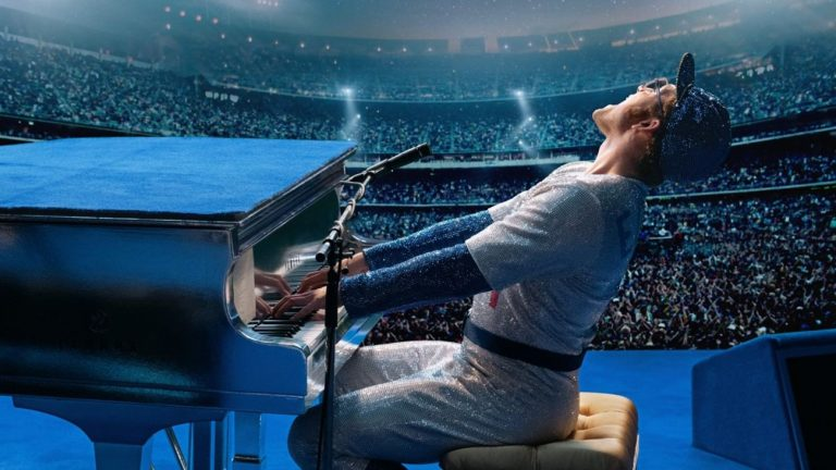 rocketman biopic elton john pudding indigeste critique