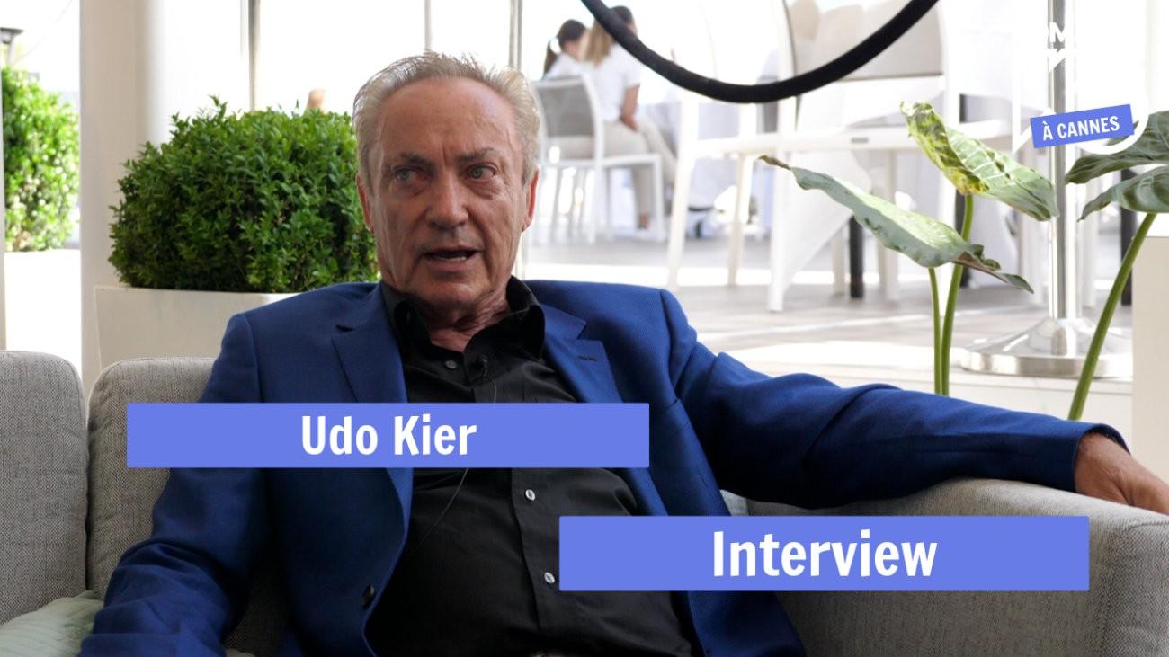 Udo Kier à Cannes