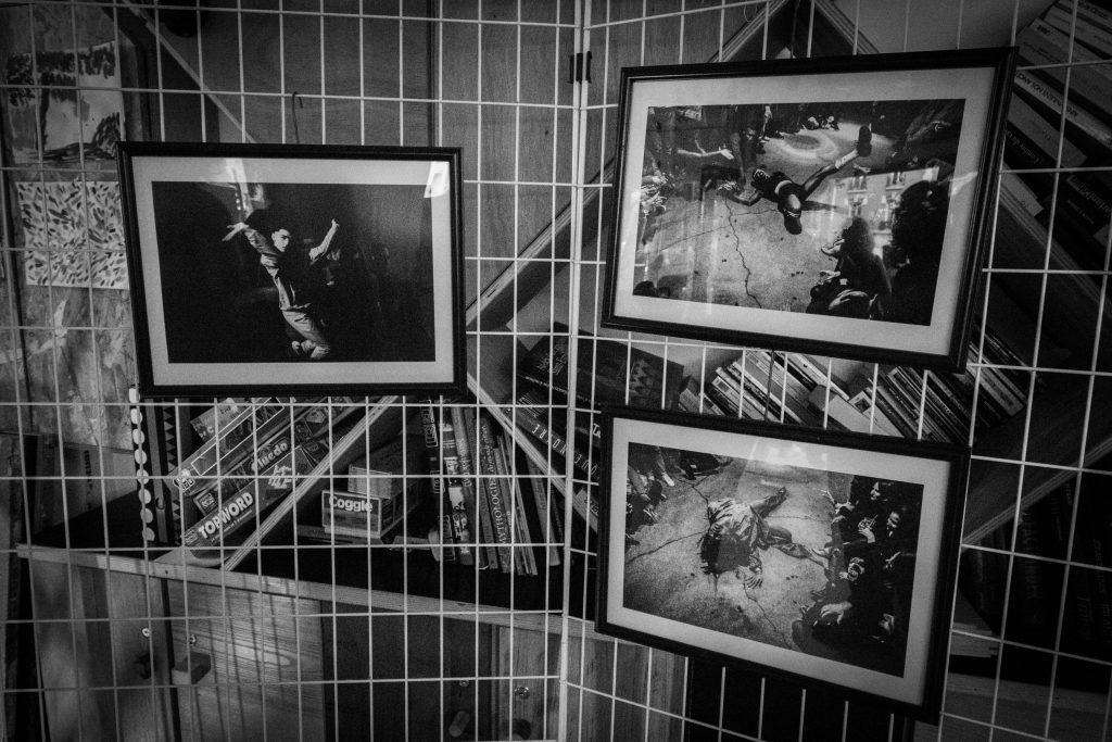 Très intéressée par la scène ballroom à Paris, la photojournaliste Teresa Suárez a commencé à travailler sur le sujet en 2017 - Floriane Valdayron pour Komitid