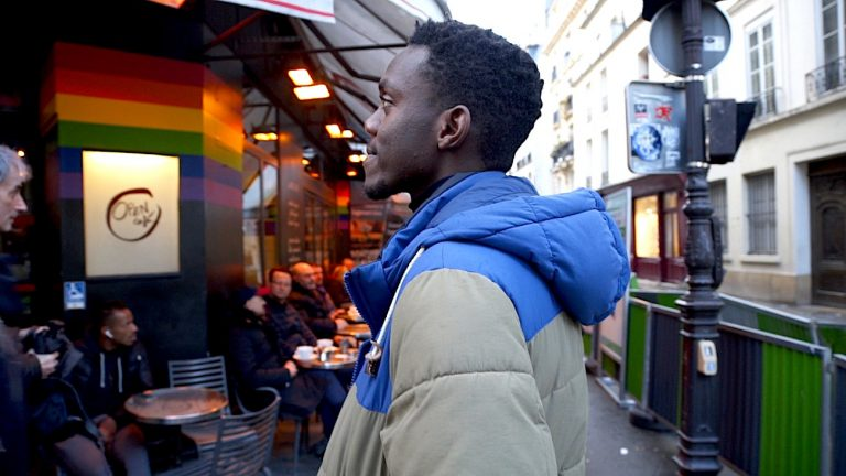 Tésor Ntore, co-scénariste de « Coming out en France et en Afrique » - Fablabchannel - Les Haut-Parleurs