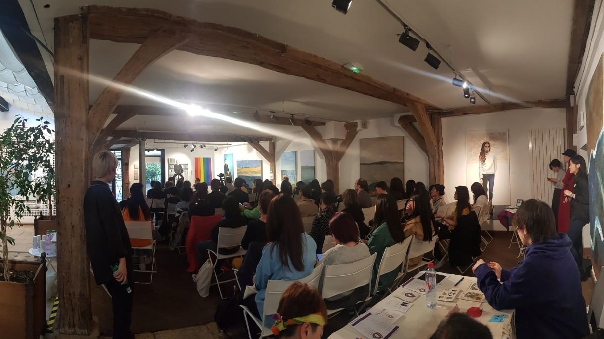 Trois questions à Su Wang, fondatrice du premier collectif LGBT+ et féministe chinois