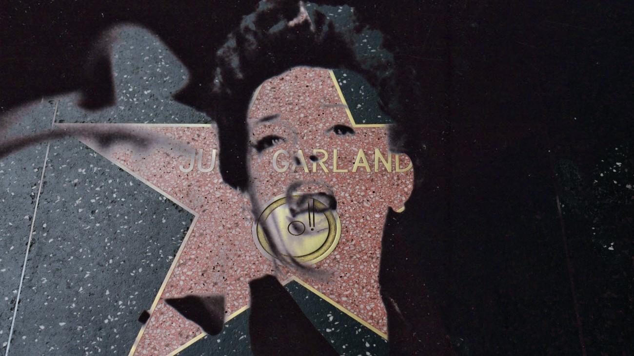 Judy Garland sur le Walk of Fame à Hollywood - Shutterstock