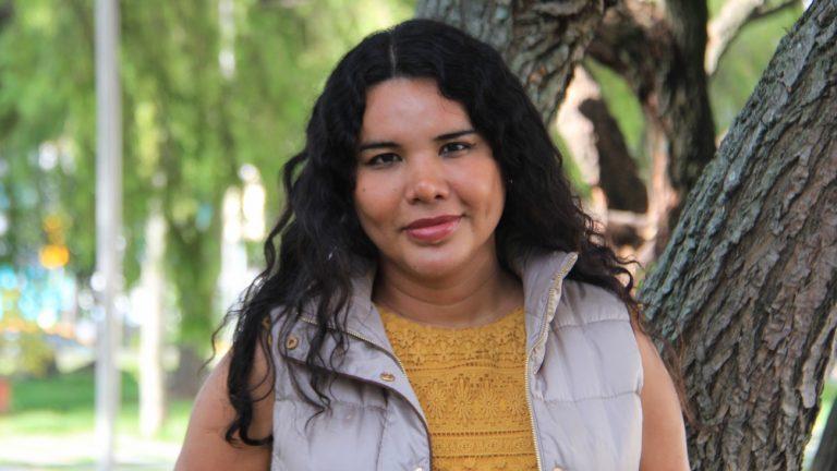 Diane Rodriguez, militante LGBT+, première députée trans en Équateur et maman