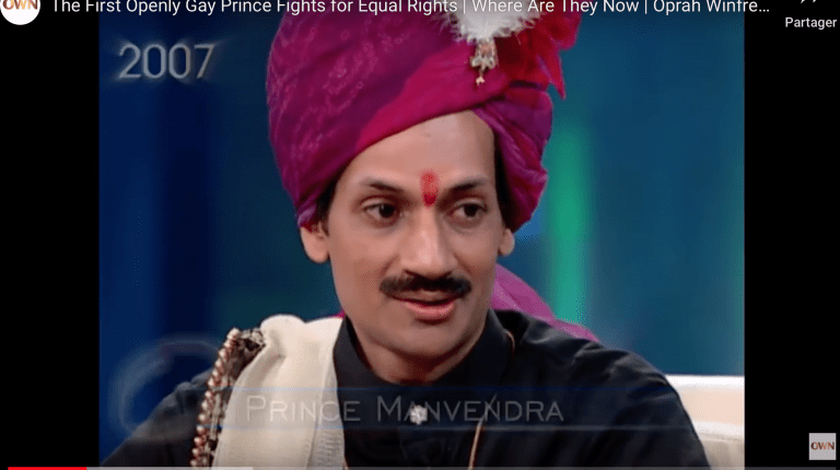 rencontres un Indien gay Guy