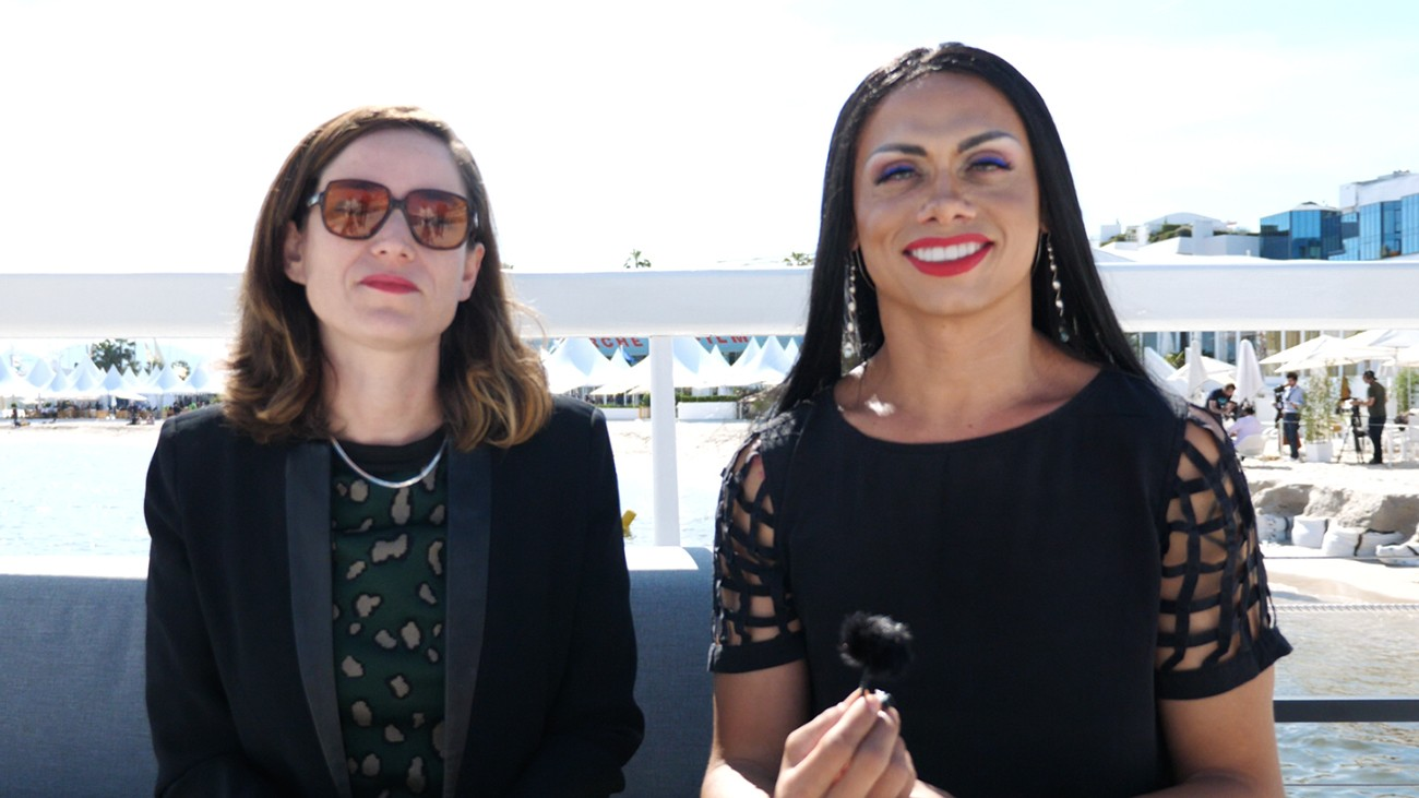 Entretien avec Silvero Pereira/Gisele Almodóvar, un des personnages du film brésilien « Bacurau »