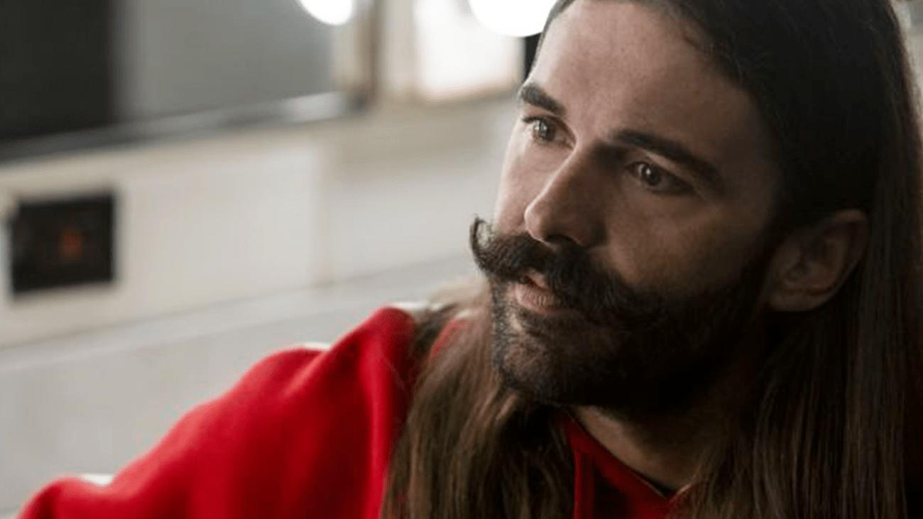Jonathan Van Ness De Queer Eye Evoque Pour La Premiere