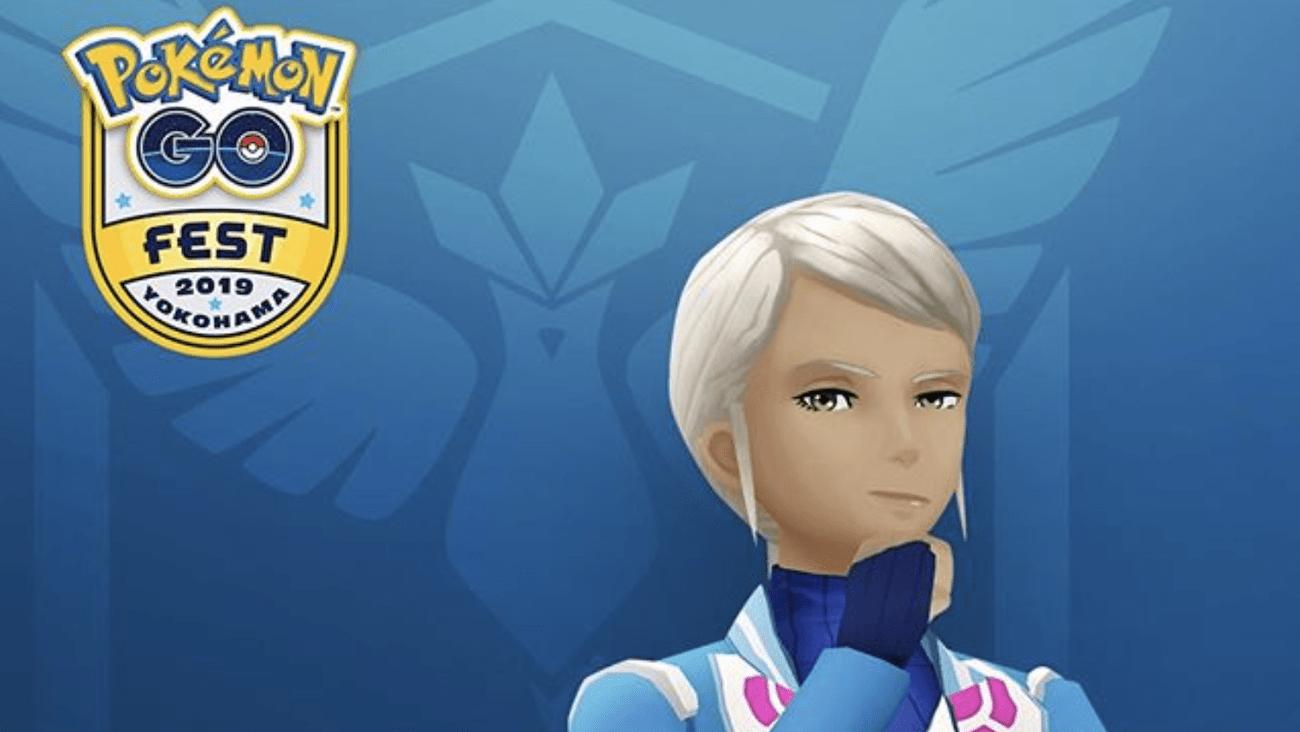 Pokémon GO - Blanche