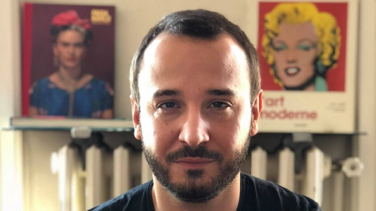 Grégory Tilhac, directeur général et programmateur de Chéries-Chéris