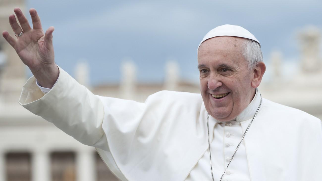 Le pape François dénonce les discours de haine envers les homosexuels