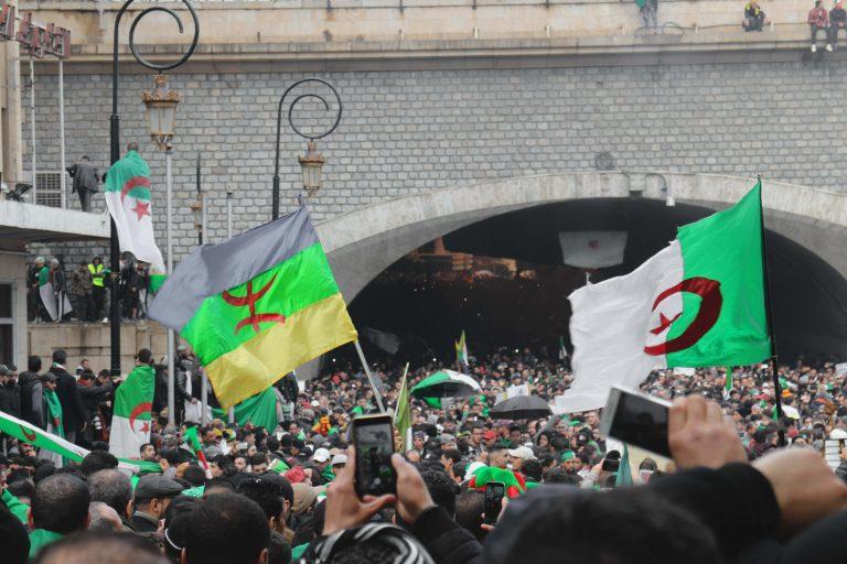 algerie ministre intérieur
