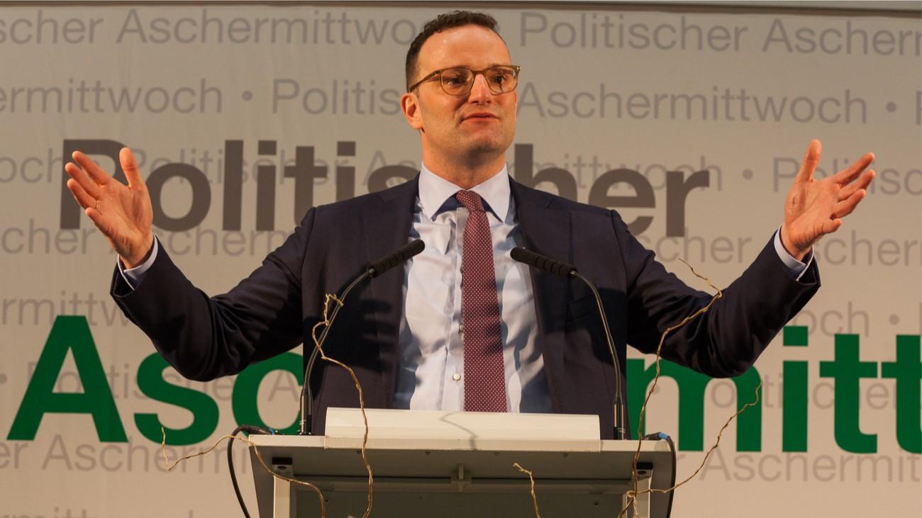 Jens Spahn ministre santé allemagne