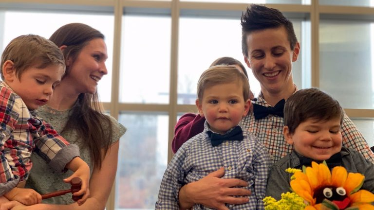 adoption lesbienne