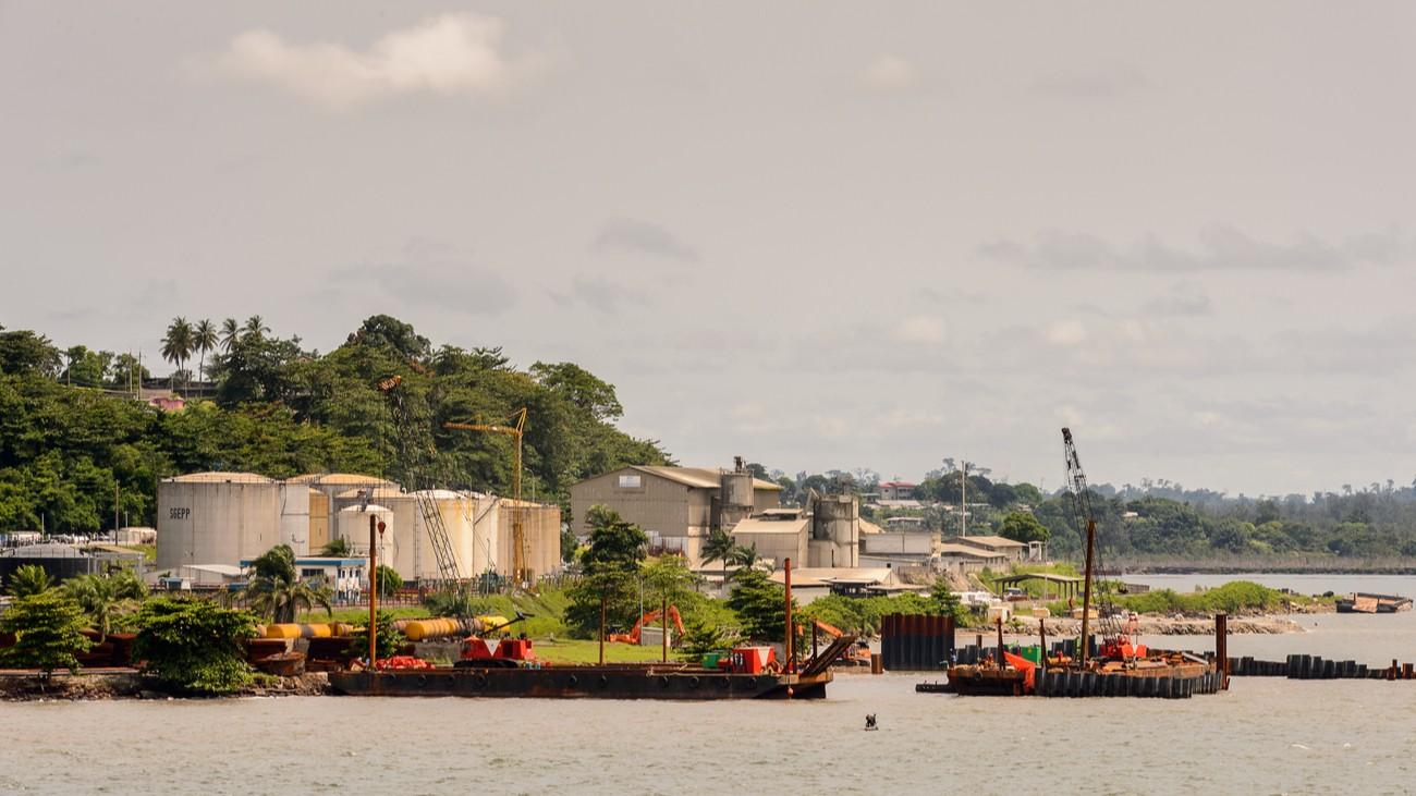 port libreville gabon