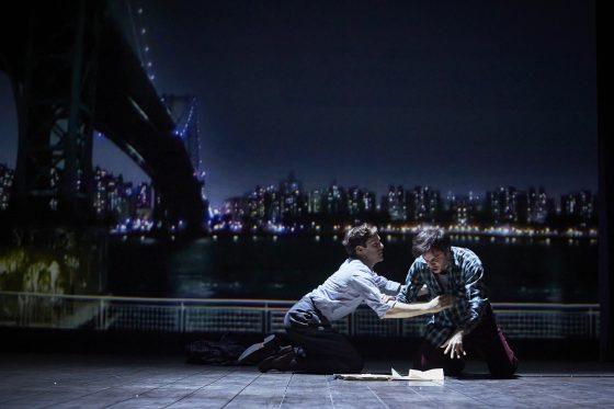 «Angels in America», un chef-d'œuvre du théâtre gay sublimé par Arnaud Depleschin à la Comédie-Française