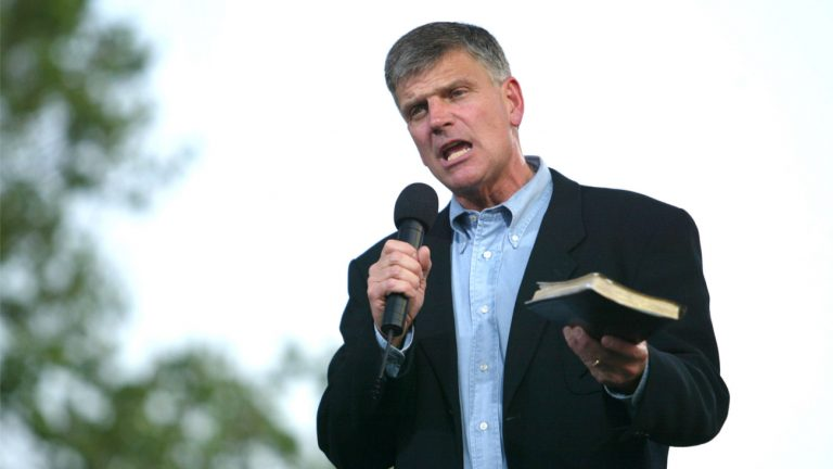 franklin graham prédicateur