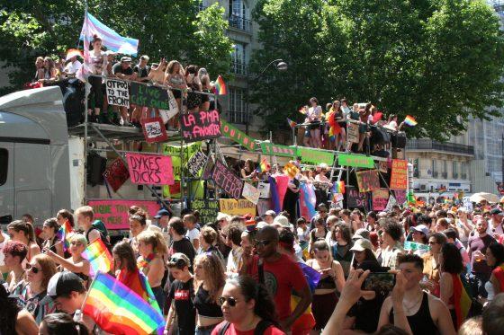 Marches des fiertés LGBT 2020: les premières dates