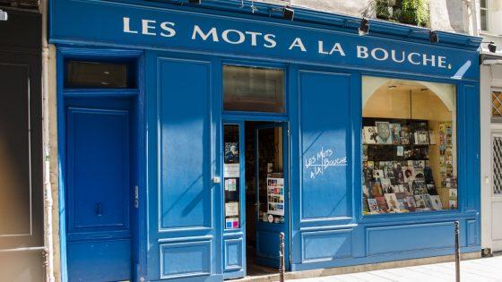 La librairie LGBT+ Les Mots à la Bouche a trouvé son nouveau local!