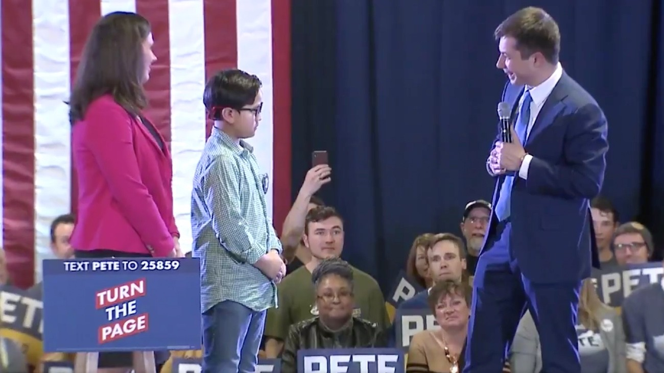 Pete Buttigieg Zachary Ro