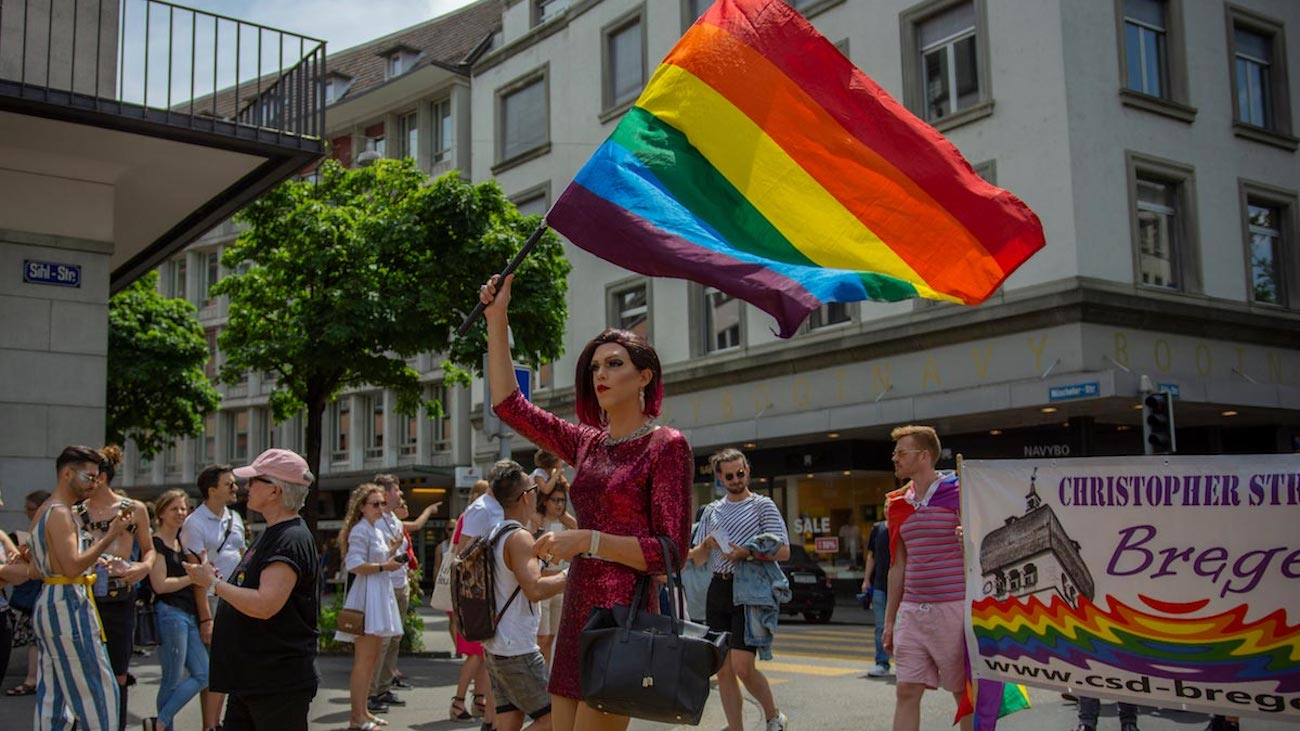Suisse LGBT