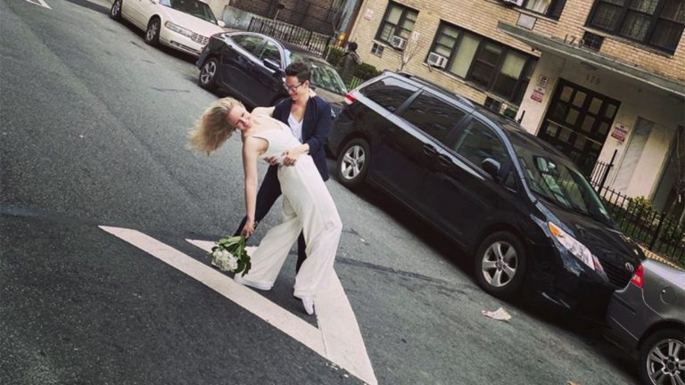 Mariage LGBT+ New-York