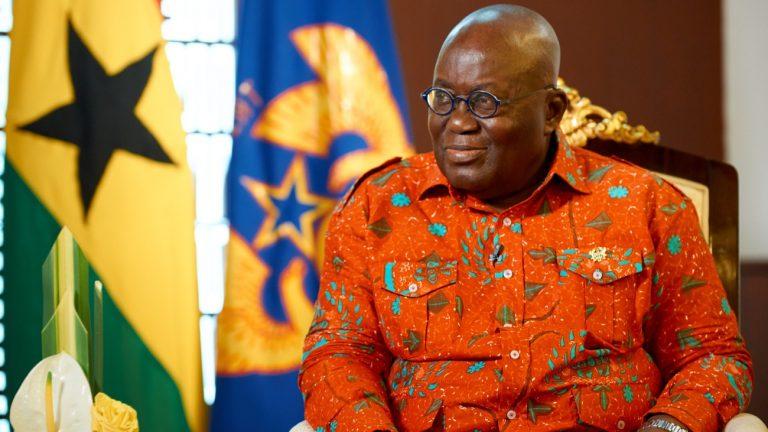 président Ghana