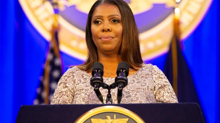 procureure New York letitia james