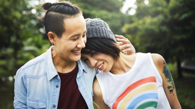 couple lesbien États-Unis