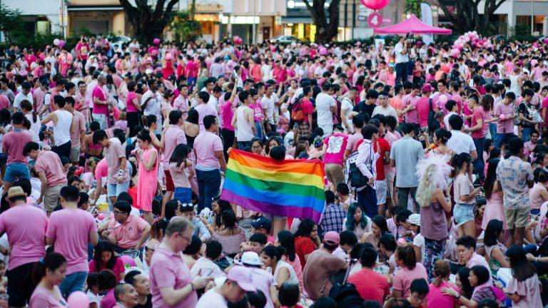 singapour pink dot pride