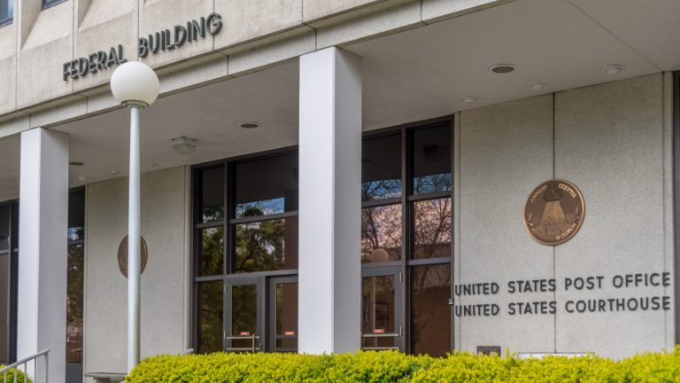 Cour fédérale Idaho Coeur d'Alene
