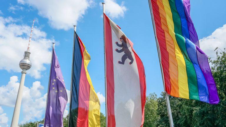 berlin pride CSD