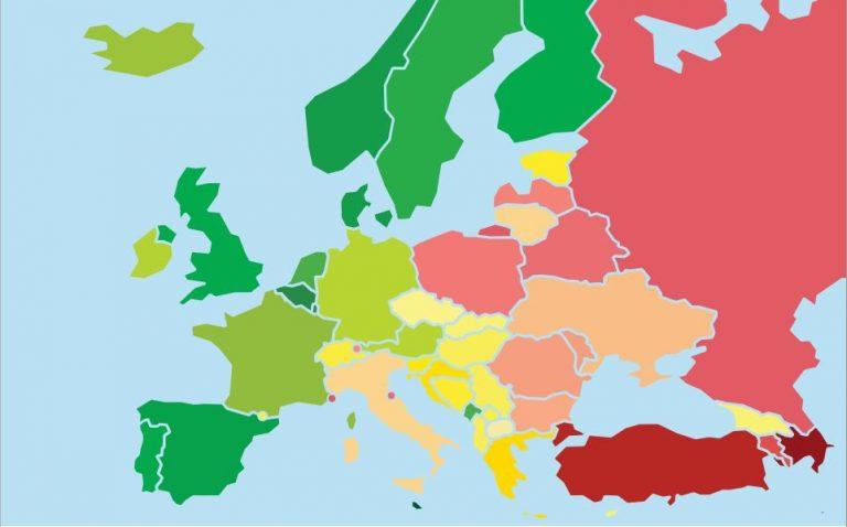carte ilga europe france