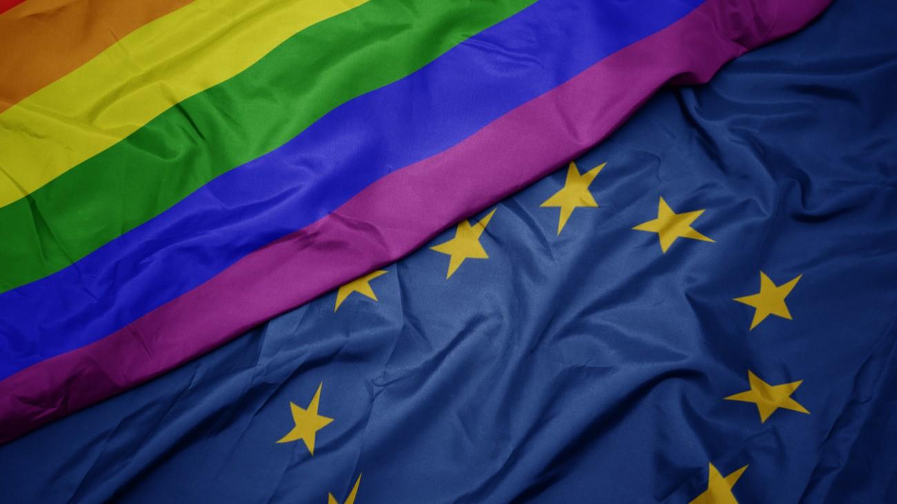 drapeau europe lgbt