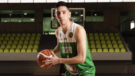 Le joueur de basket chilien Daniel Arcos vient de faire son coming out gay