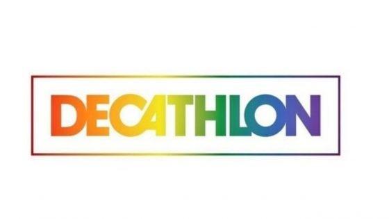Decathlon se met à l'arc-en-ciel et reçoit des appels homophobes au boycott