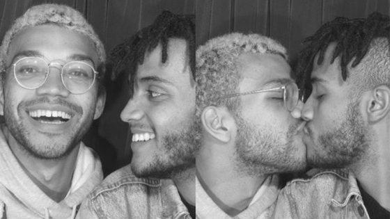 Le coming out gay engagé de l'acteur Justice Smith
