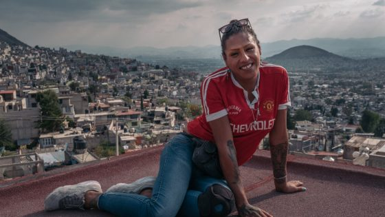 À Mexico, Kenya Cuevas est une combattante trans sur tous les fronts