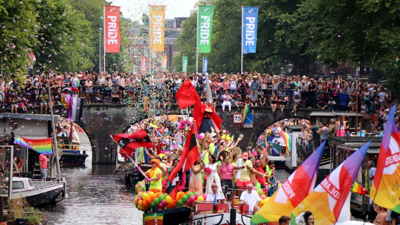 pays-bas amsterdam pride