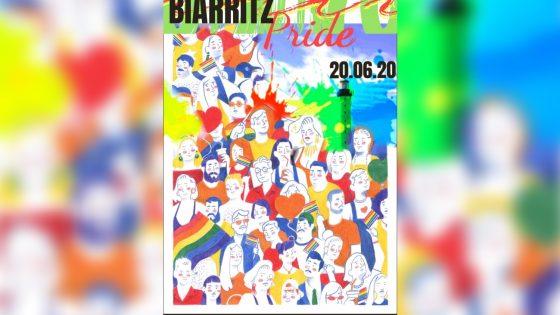 La 20ème Pride de Biarritz sera numérique