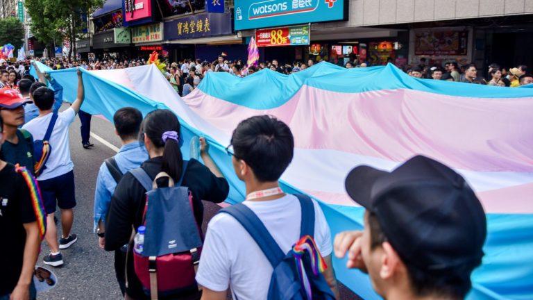 taïwan trans
